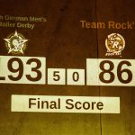 SGMRD vs. Team Rock'Est Final Score